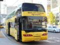노랑풍선 서울시티 투어버스 2층 버스 CCTV A/S 유지보수
